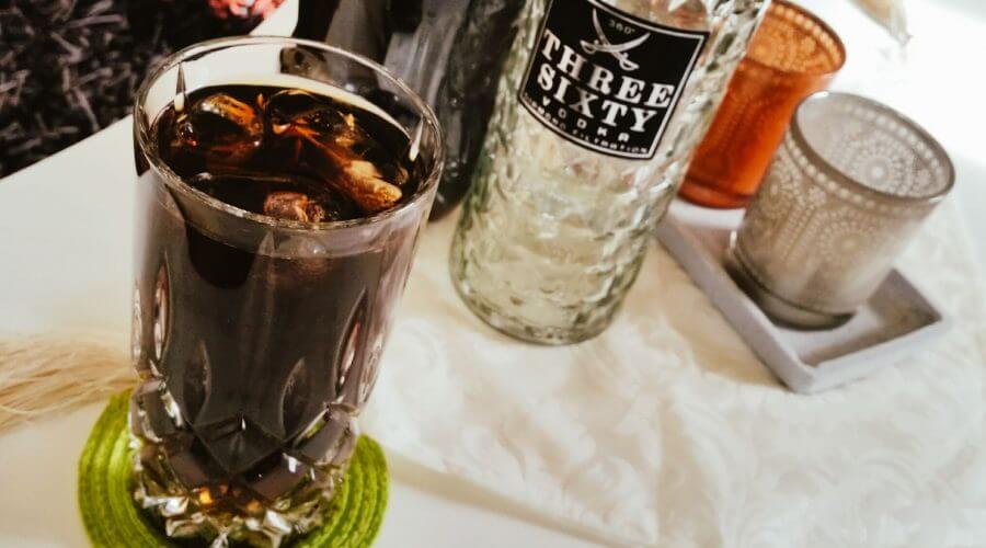 Low Carb Wodka-Cola