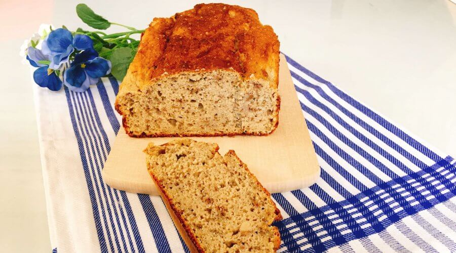 Low Carb Bananenbrot