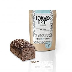 Organic Workout Low Carb Brot
