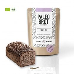 Organic Workout Paleo Brot