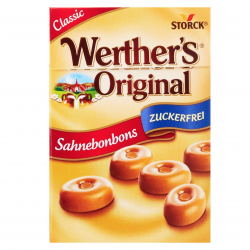 Werther's Original zuckerfrei