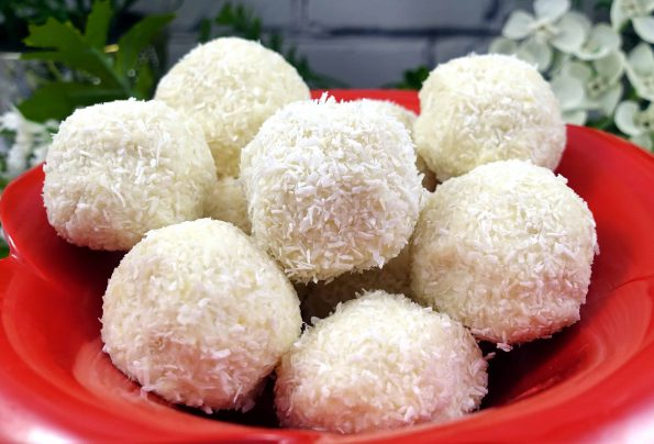 Low Carb Raffaelo