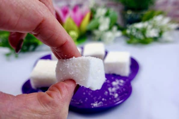 Low Carb Mashmallows