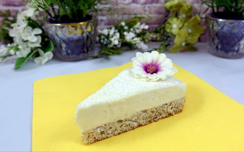 Low Carb Raffaello Torte